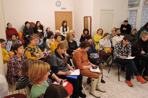 Марина Климчук в Шкатулочке