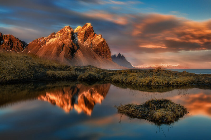 Невероятно красивые фотографии Исландии