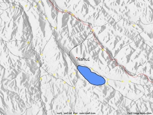 Мелочи. Где находится город Nahui и как читается его «ругательное» название