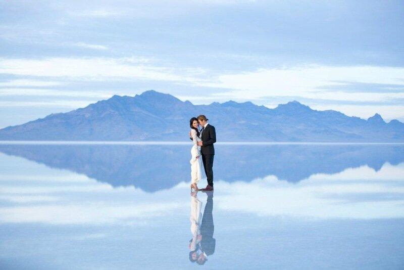 Молодожёны, гуляющие по воде. Красивая свадебная фотосессия 0 1cd5c5 4c8fa920 XL