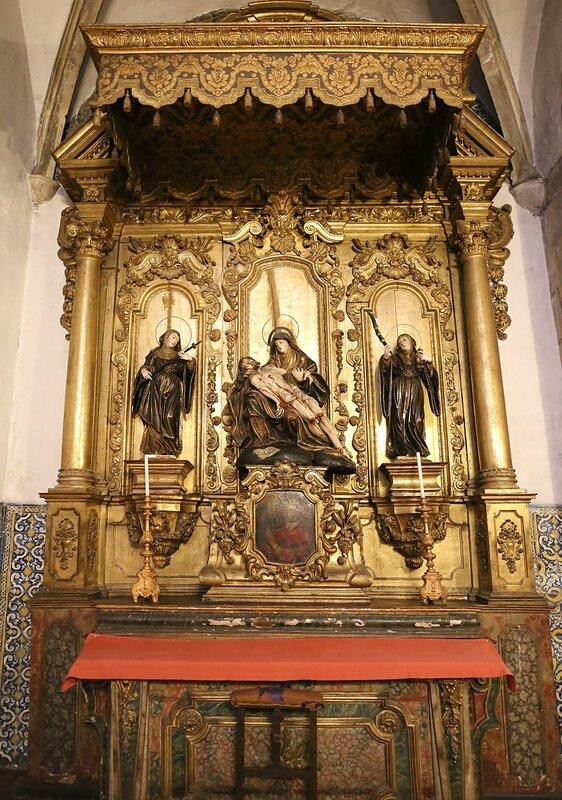 Коимбра. Церковь Благодарения (Igreja da Graça)