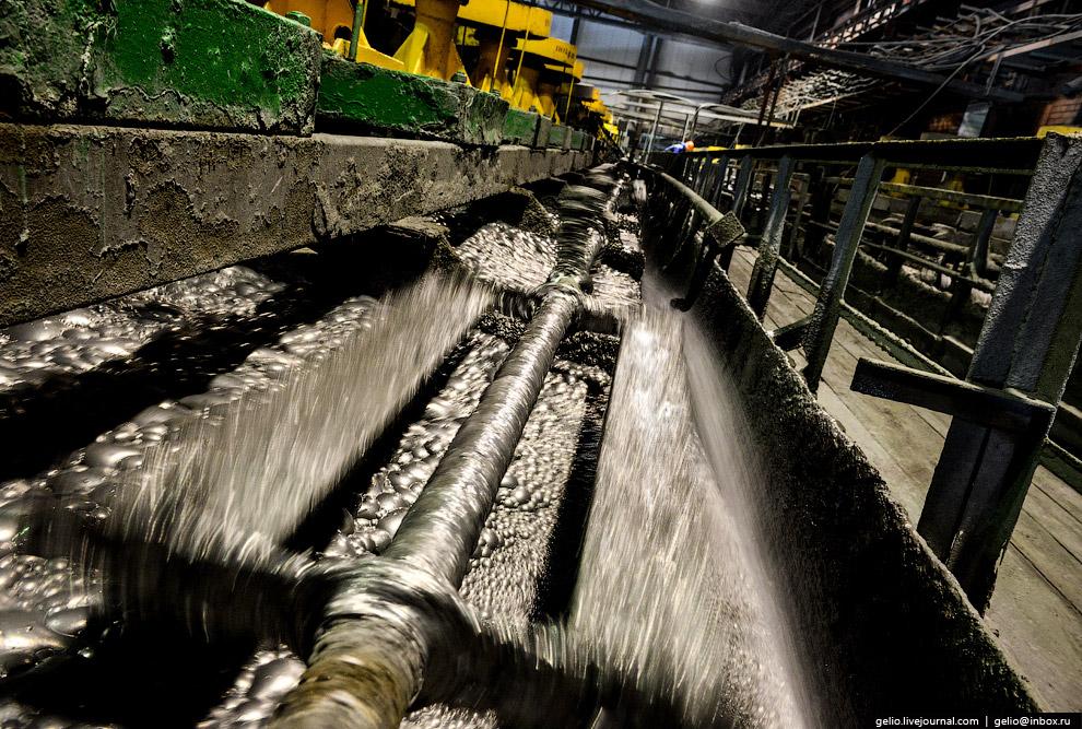 Производство черновой меди 34. Черновая медь получается в результате плавки медного концентрата и от