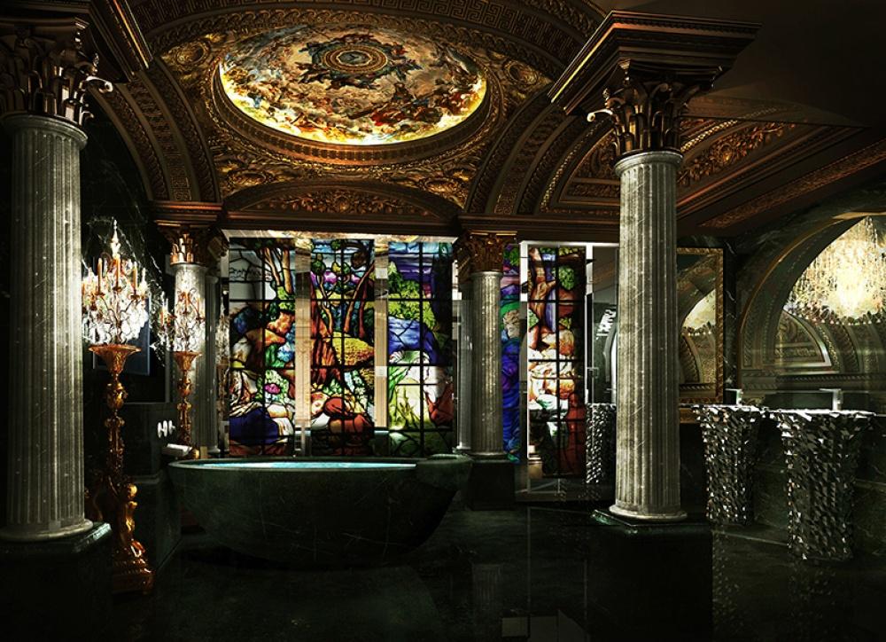 ВКитае откроется самый дорогой отель вмире
