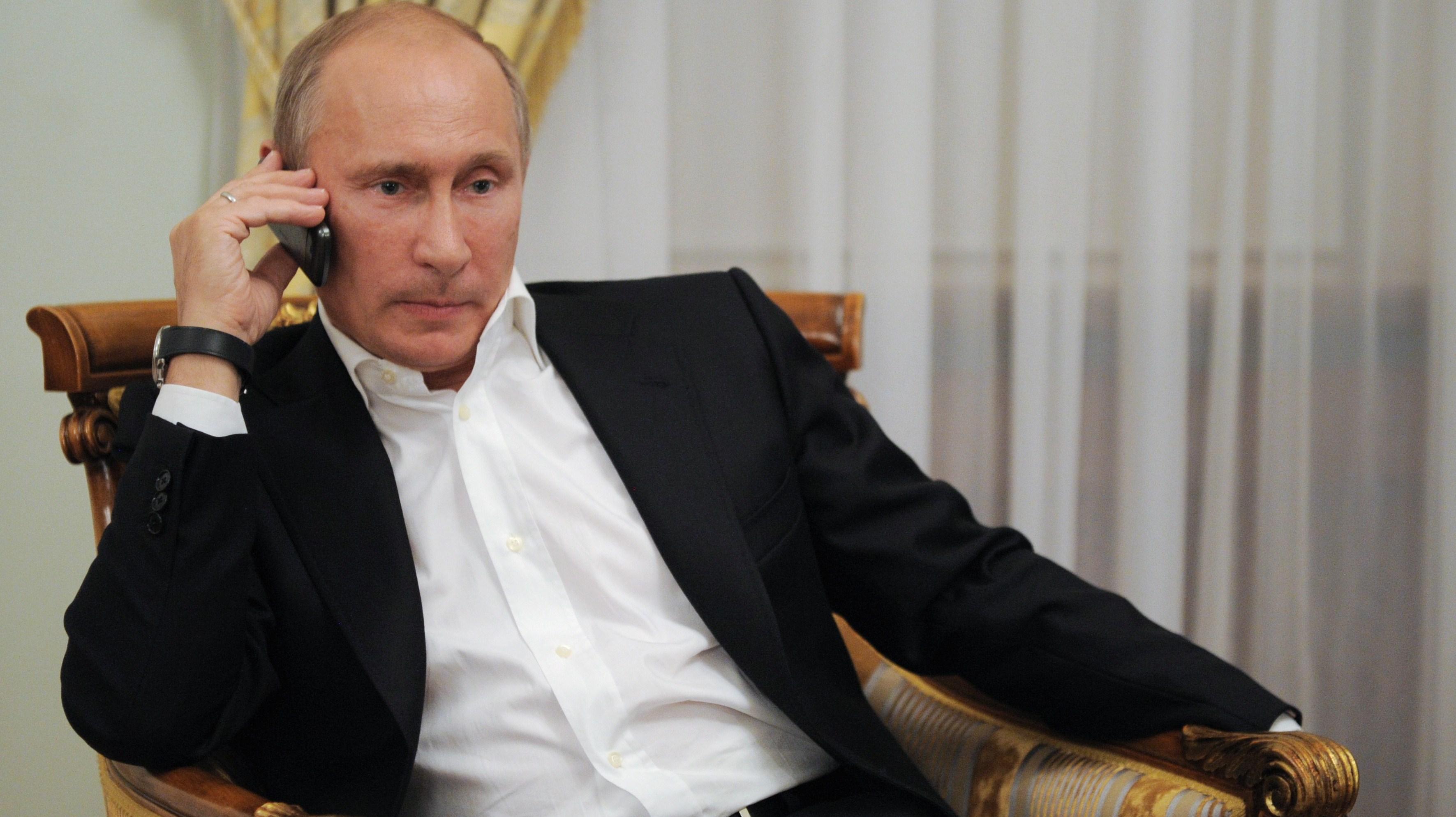 Путин позвонил королю Испании после победы сборной
