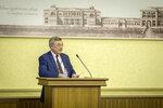 12.23 Священник принял участие в заседании совета по межнациональным и межконфессиональным отношениям