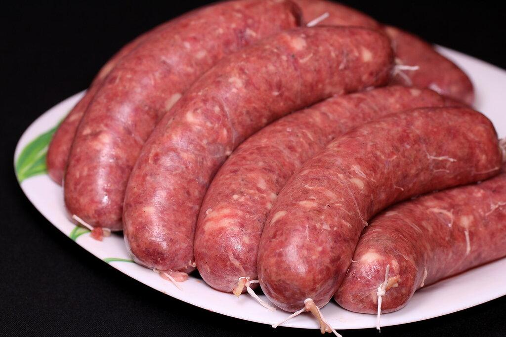 Колбаски Охотничьи (из мяса лося)