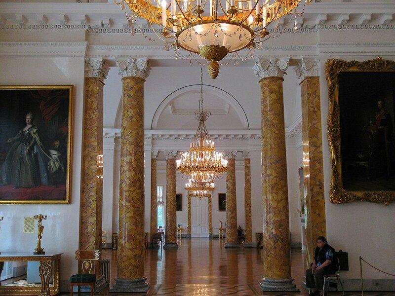 Парадная анфилада, Александровский дворец, Царское Село