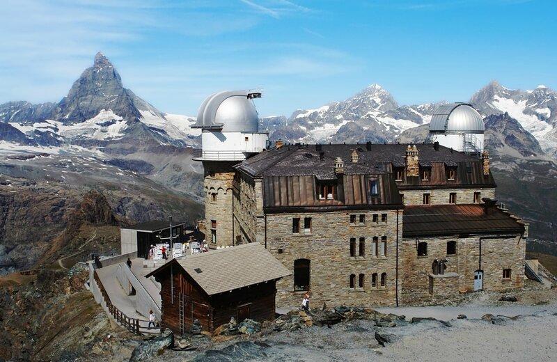 высокогорная обсерватория