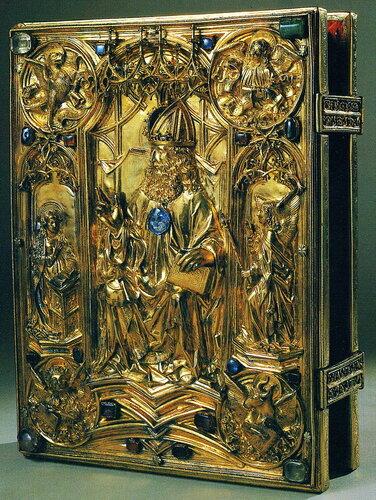 Имперское Евангелие (Reichsevangeliar)