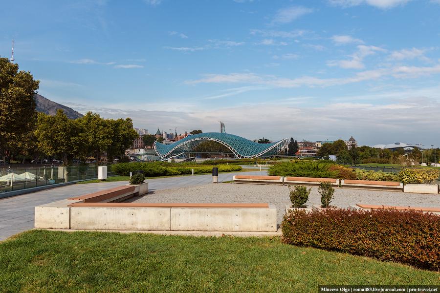 Тбилиси. Парк Рике