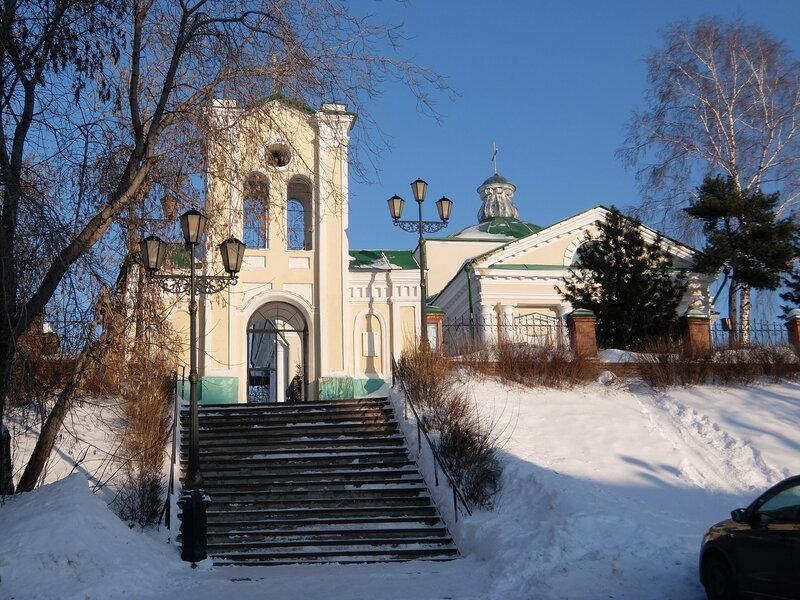 Томск - Католический храм