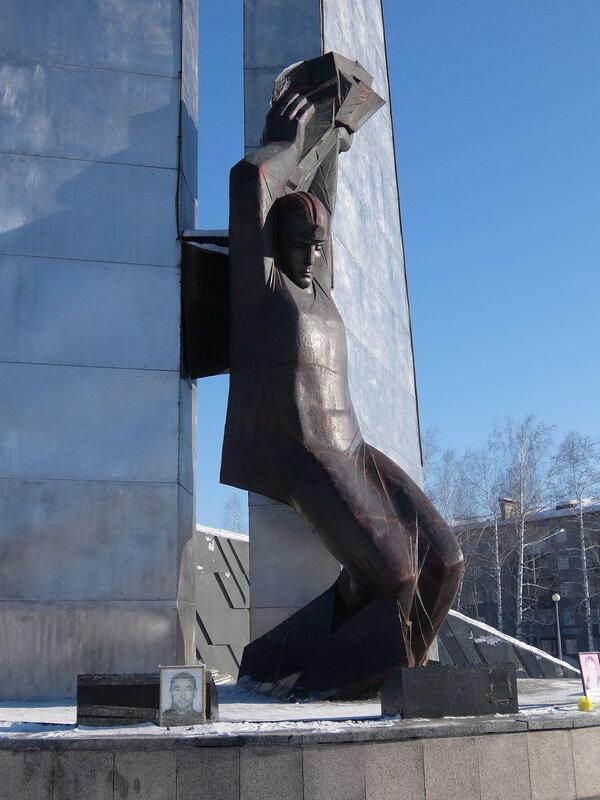 Междуреченск - Скульптура