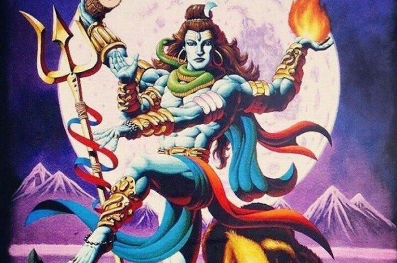 Безумный танец Шивы