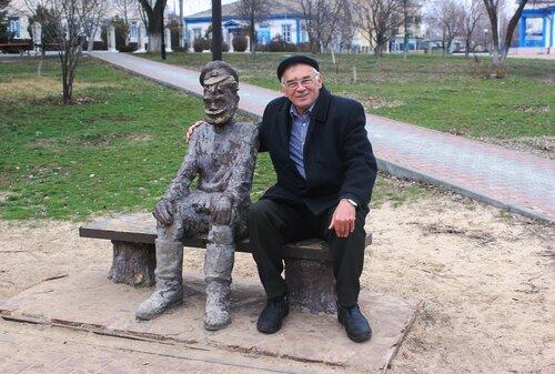Дед Щюкарь и Я
