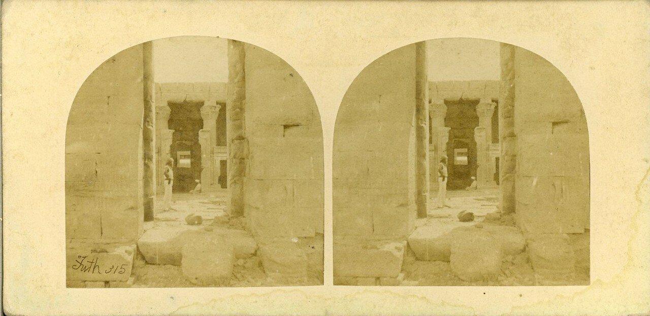 Храм в Дакке. 1880-е