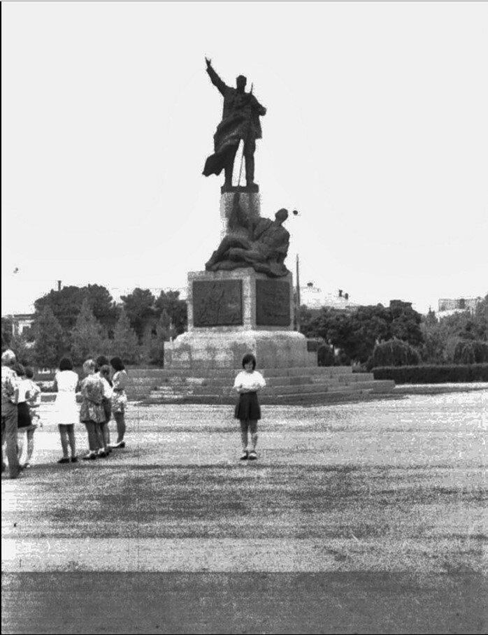 34. Николаев. Прогулки по городу