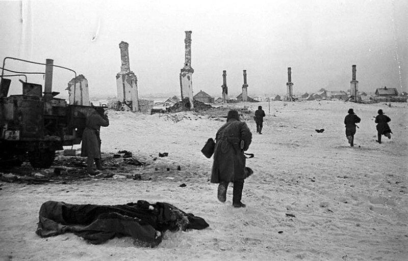 Красная звезда, 13 ноября 1942 года