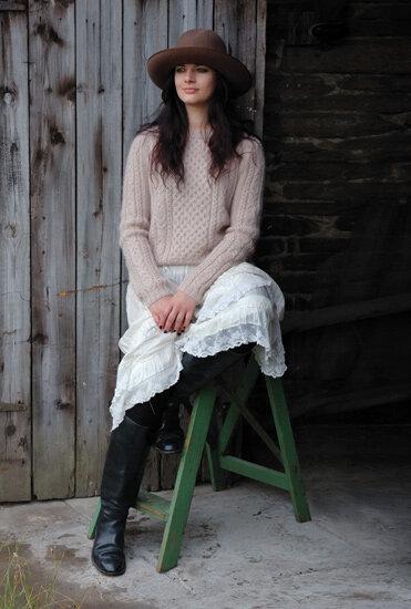 Scarlet. Kim Hargreaves
