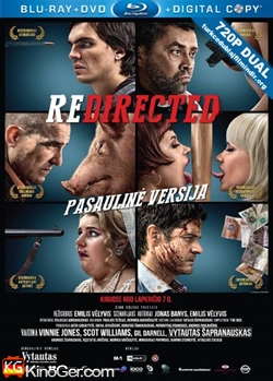 Redirected - Ein fast perfekter Coup (2014)