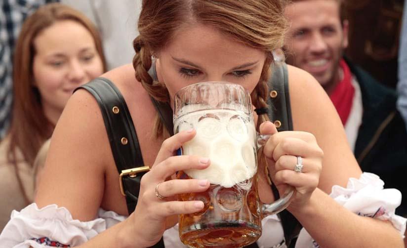 Праздник пива - осенний марафон