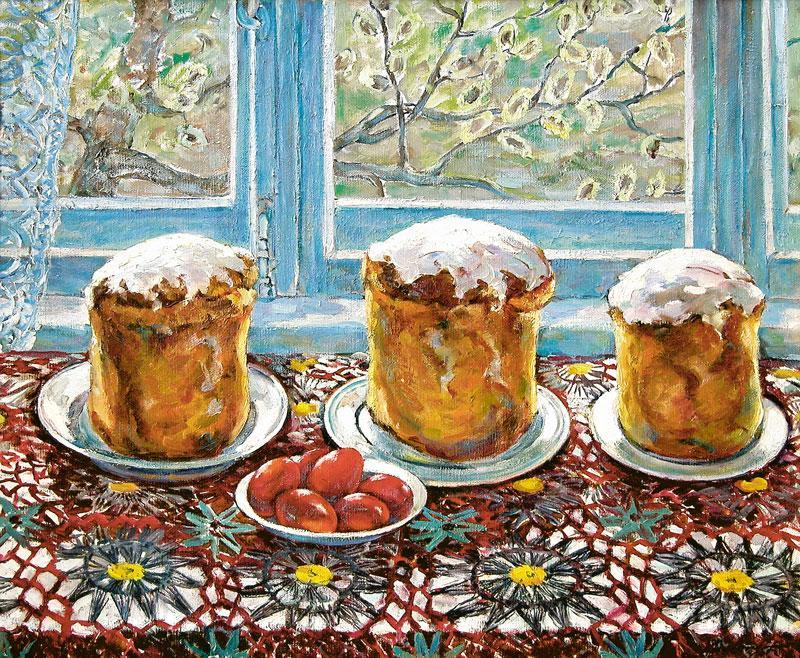 Антон Довнар - Хлеб матери // Anton Dovnar - Mother's Bread