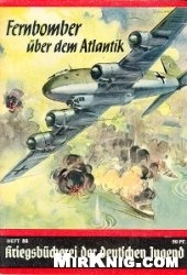Книга Fernbomber über dem Atlantik