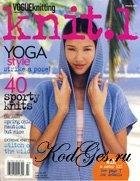 Книга Knit.1, 2007 весна