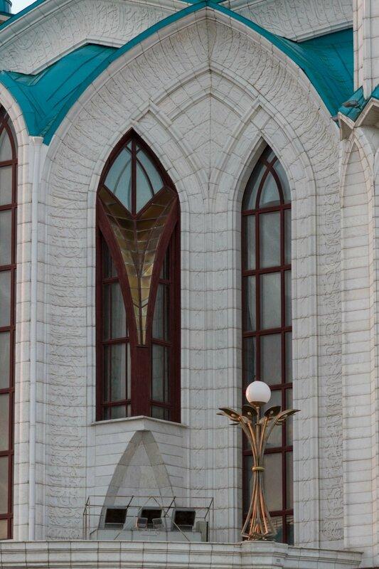 Деталь мечети Кул-Шариф, Казанский кремль