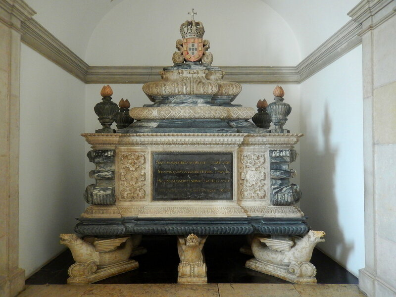 гробница Короля Жуана IV