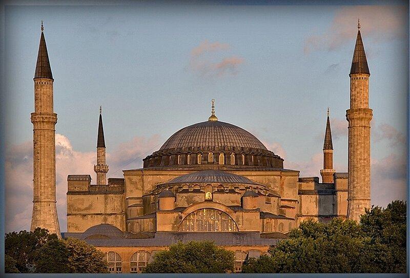 15. Собор Святой Софии(Константинополь).JPG