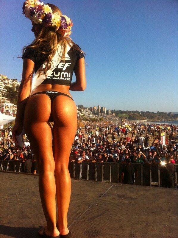 Reef Bikini Contest 2011 (22 фото)