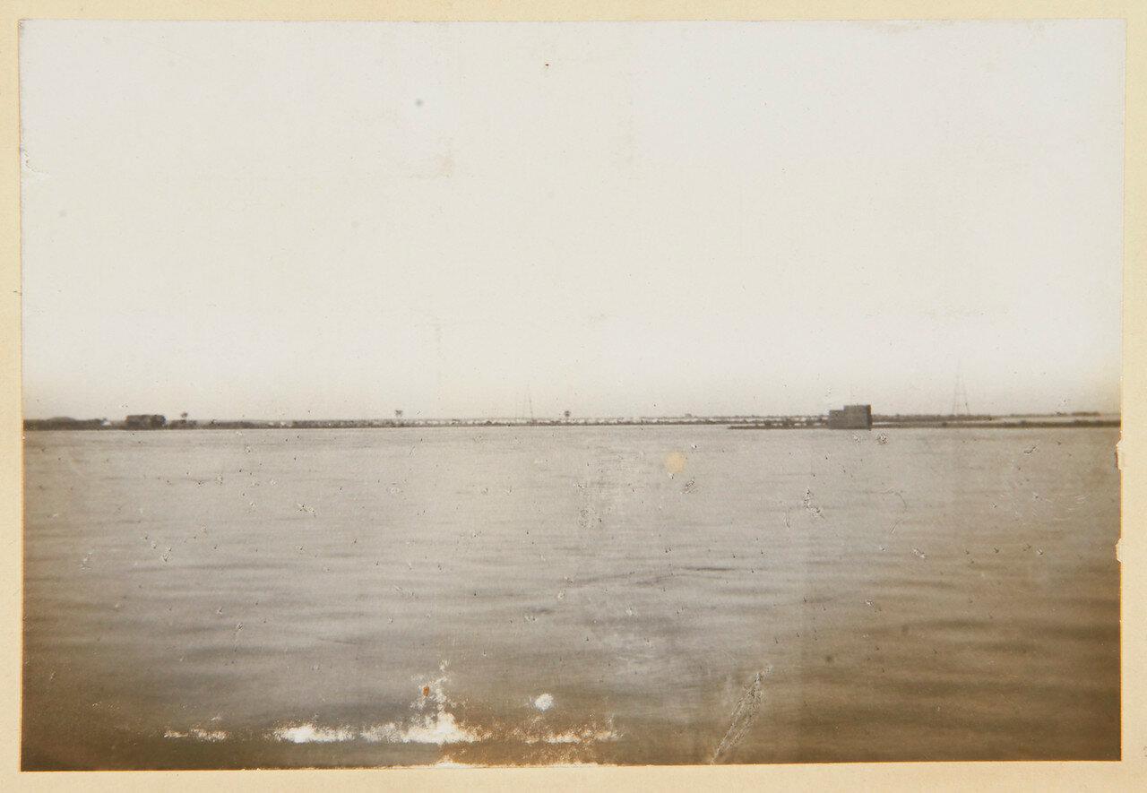 Атбара в районе Нила
