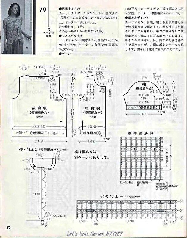 Let's knit series NV3767 1999 sp-kr_50