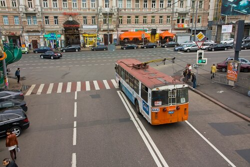 Trolleybus N3 (already history)