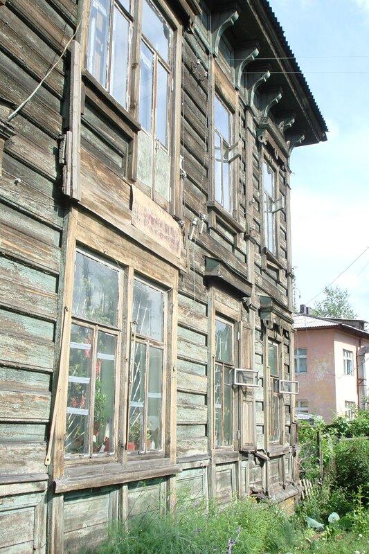 Доходный дом усадьбы Жемчужникова