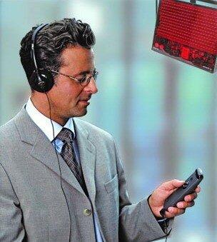 Аренда аппаратуры для синхронного перевода Радио Гид
