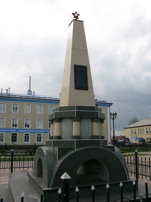 Памятники вов в мариинске памятники в зеленограде