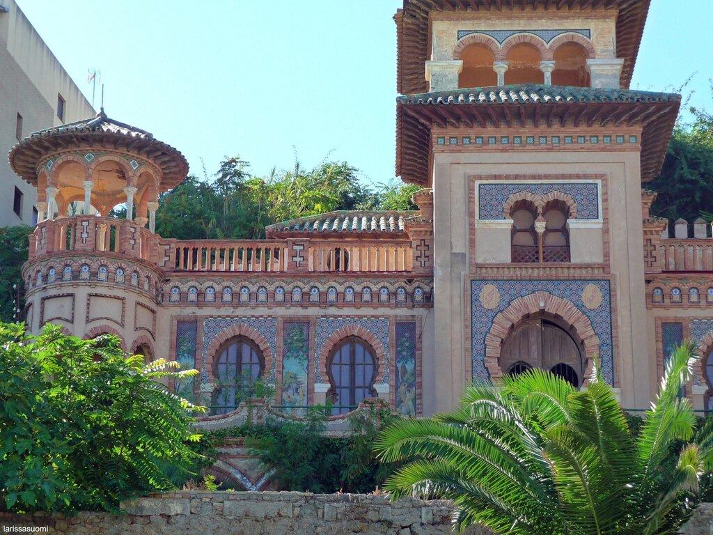 Torremolinos. Casa de los Navajas, 1925 год.