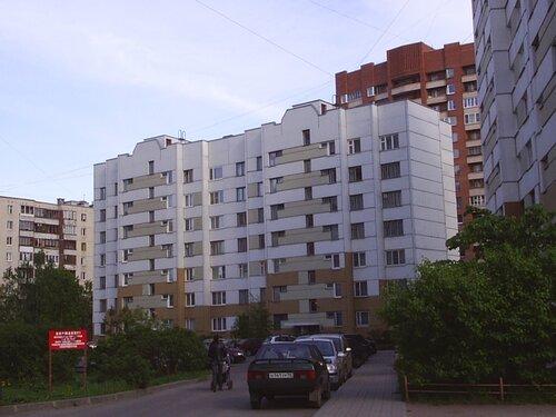 Будапештская ул. 104к4