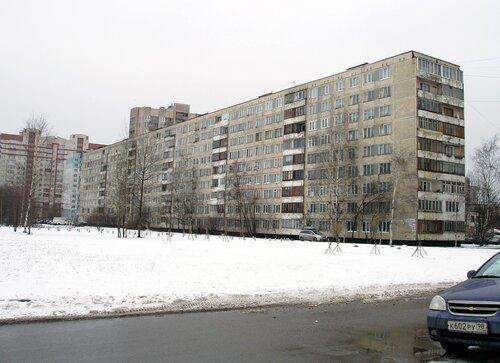 ул. Дыбенко 36к1