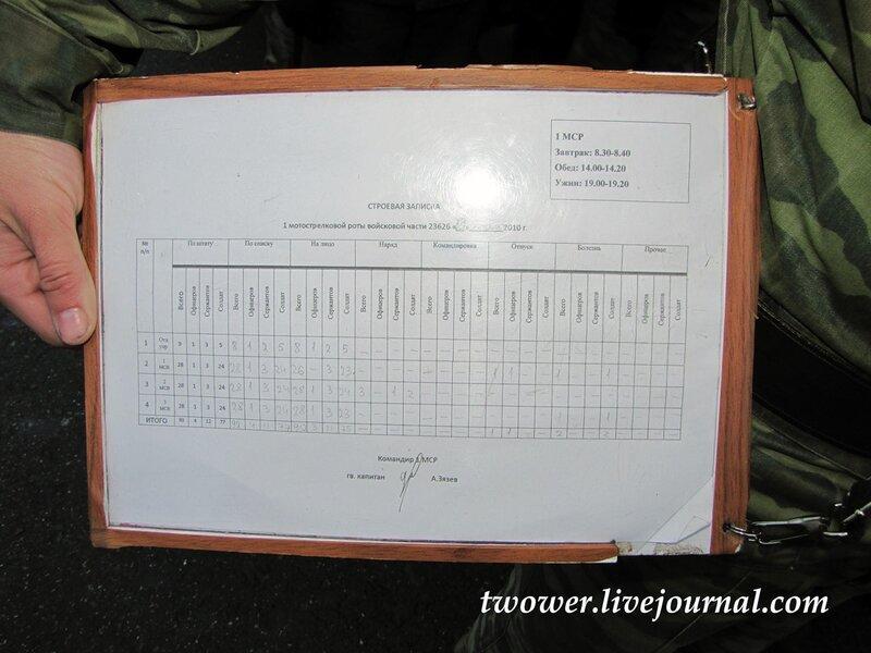 строевая записка бланк мвд - фото 4