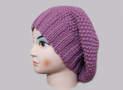 Knitting Patterns Free Beanie Hats : FREE BEANIE HATS KNITTING PATTERNS   FREE KNITTING PATTERNS