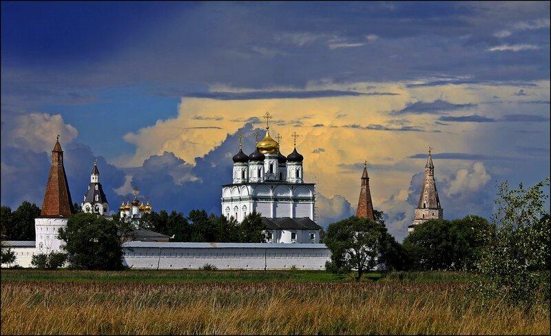 Иосифо - Волоцкий монастырь