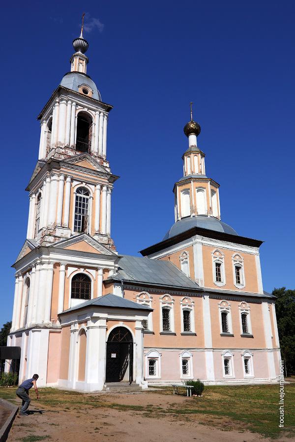 Углич. Церковь Казанской иконы Божией Матери