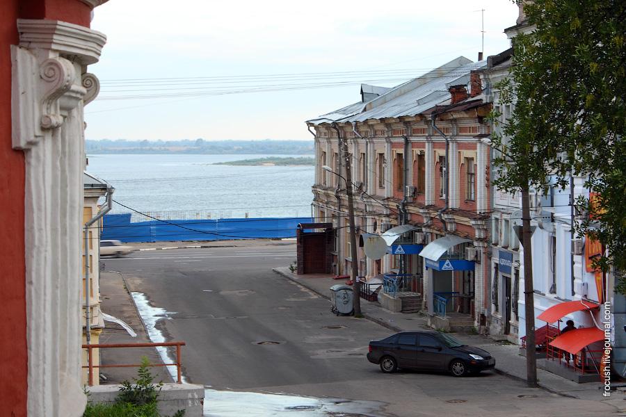 Городецкий переулок