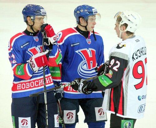 Никита Зайцев, Владимир Тарасенко, Евгений Кузнецов