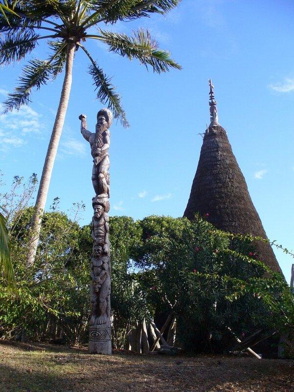 Тжибао. Новая Каледония