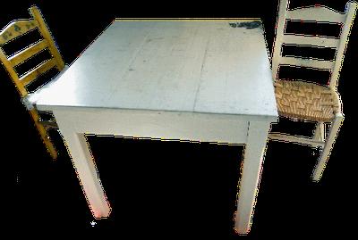 Декупаж стола мастер-класс