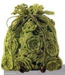 Комментарий: вязаные летние сумки крючком со схемами. вязание крючком...