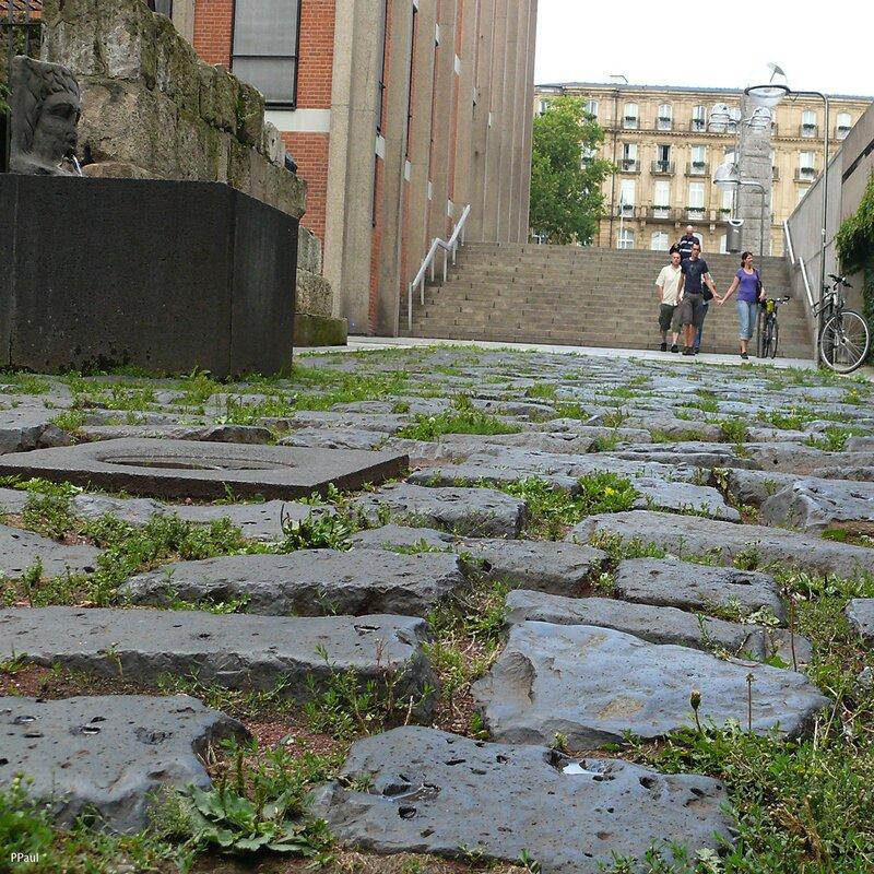 Дорога Римских Лигионеров, ведущяя в Кельн